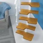 Escalier gain de place Fontanot